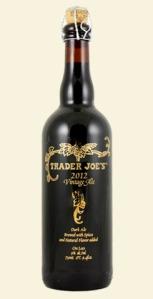 Trader Joe's Vintage Ale 2012