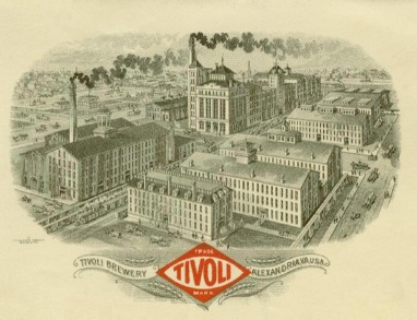 Robert Portner Brewing Company 1869 - 1916