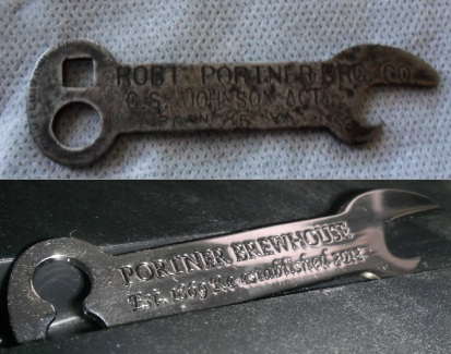 New and Old Bottle Openers