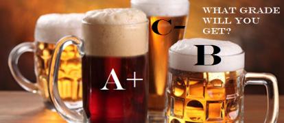 CBTK Beer Grades
