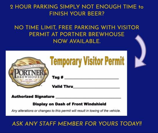 Temp Parking